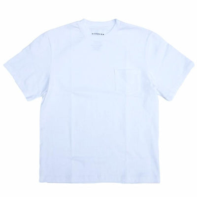 "armi ""Hard Man"" Loopwheel Pocket Tee - Okayama Denim T-Shirts - Selvedge"