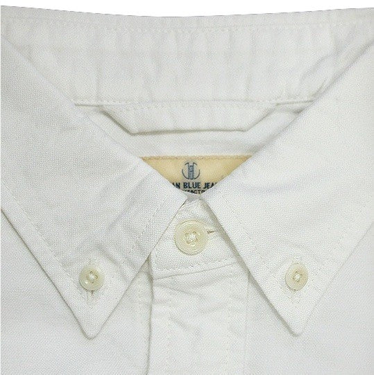 Japan Blue 7.5oz. Oxford Shirt