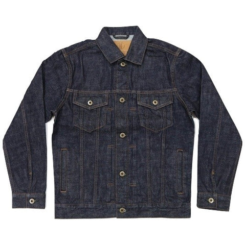 Japan Blue JBJK1063 13.5oz Côte d'lvoire Selvedge Denim Jacket