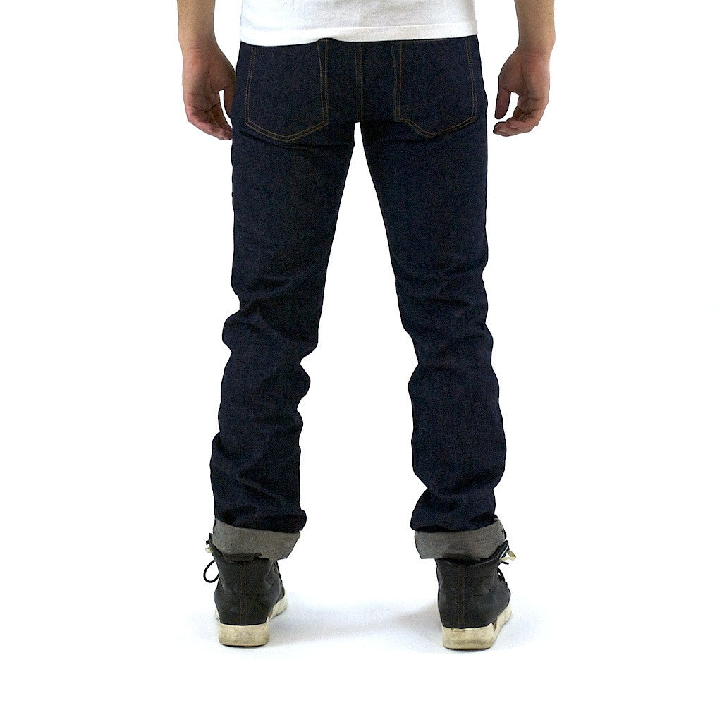 Japan Blue JB0404 (Slim Tapered) - Okayama Denim Jeans - Selvedge
