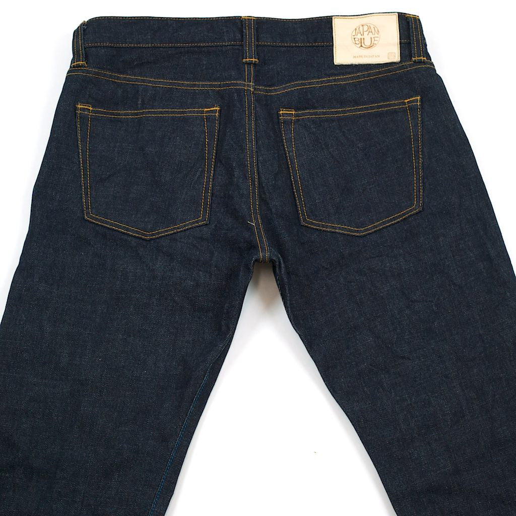 Japan Blue JB0401 (Slim Tapered) - Okayama Denim Jeans - Selvedge