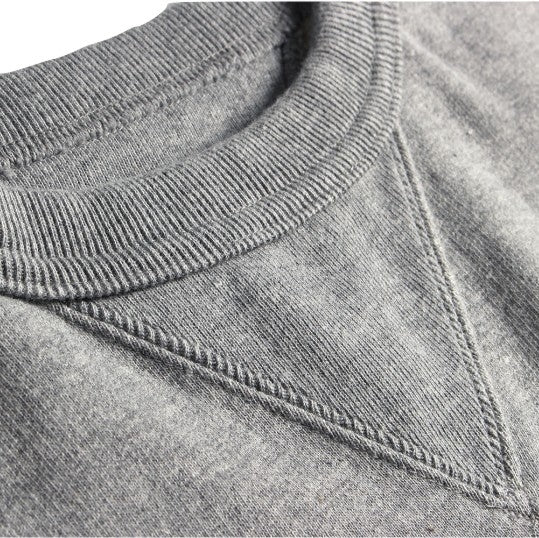 Momotaro GTB Denim Pocket Sweatshirt (Gray)