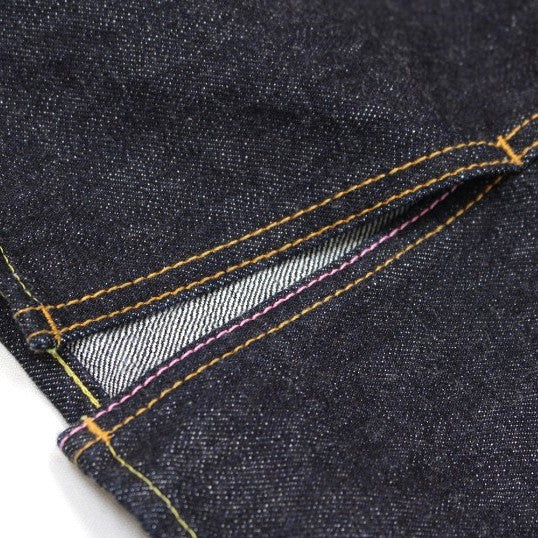 [Women's] Momotaro 15.7oz. GTB Selvedge Denim Skirt