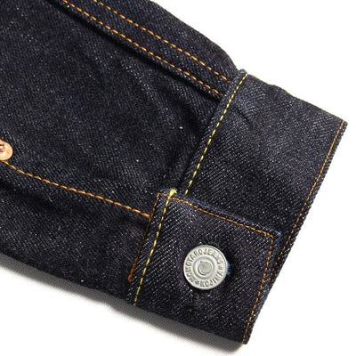 [Women's] Momotaro 2105LA 15.7oz. 2nd Type GTB Denim Jacket