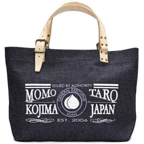 Momotaro Denim Tote Bag
