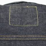 Momotaro 14.7oz. Deep Blue Denim Jacket