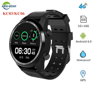 Smart Watch Phone 1.3 inch Android Phone