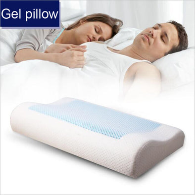 Orthopedic Neck Pillow with memory foam