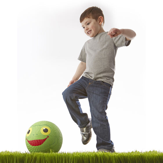 Sunny Patch Froggy Kid's Kickball