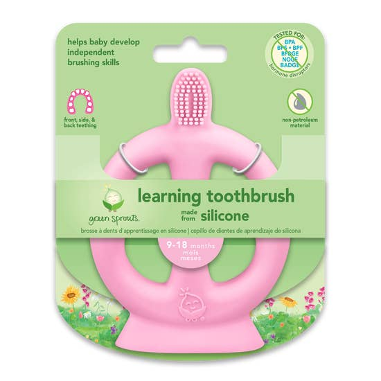 Green Sprouts Learning Toothbrush