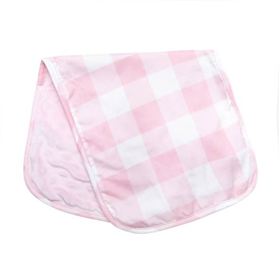 Burp Cloths Pink Collection