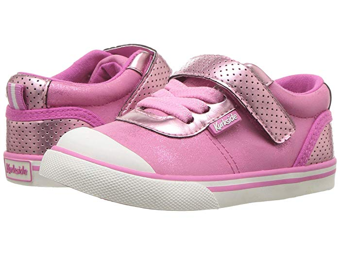 Bevs Real Kids- Kurkside Florence  Pink Metallic (Toddler/Little Kid)