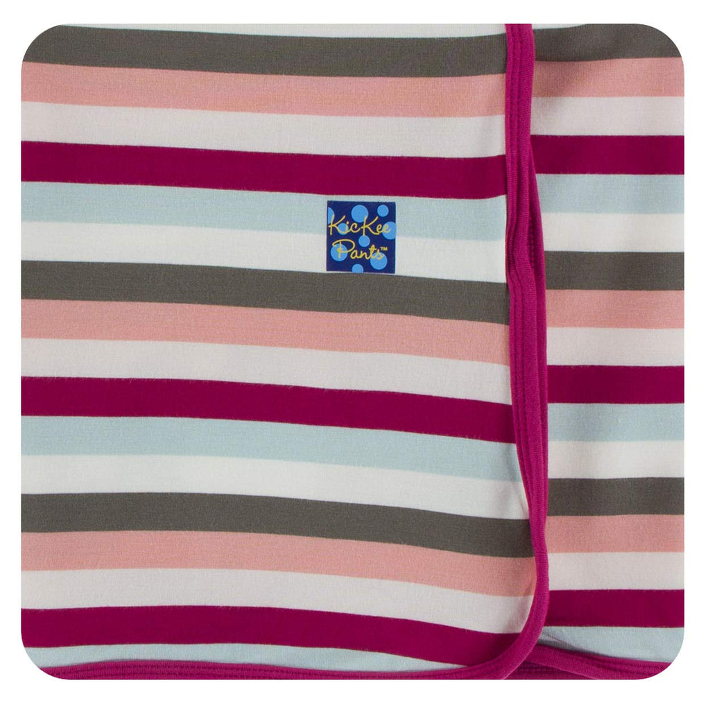 Swaddle Blanket Geology Stripe