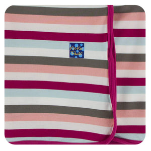 Swaddling Blanket Geology Stripe