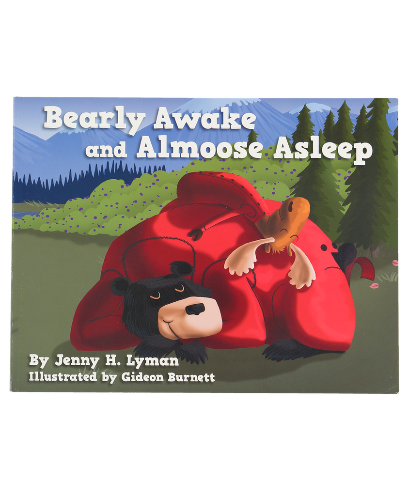 Bearly Awake Book
