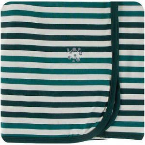 Swaddling Blanket Wildlife Stripe