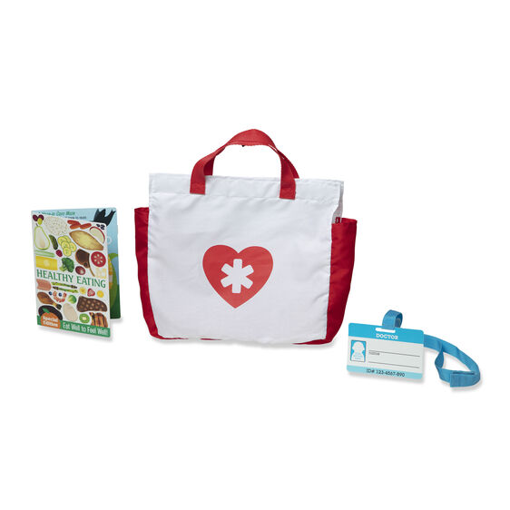 Get Well Doctor's Kit Play Set