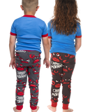 Crabby Kid PJ Set