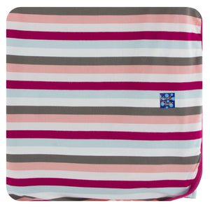 Geology Stripe Toddler Blanket