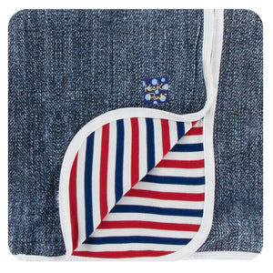 Toddler Blanket Denim