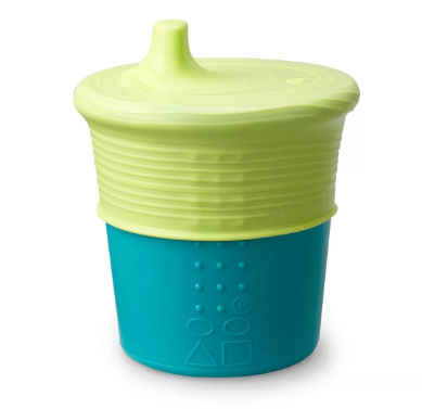 Silicone Toddler Sippy Cup 8 oz
