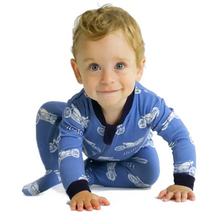 Rebel Racer - Babysuit - Footie