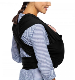 Moby Wrap Evolution Black