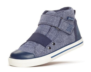 Bevs Real Kids- Kurkside Barca Blue (Toddler/Little Kid)