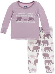 Long Sleeve Pajama Set Kenya Collection