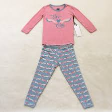Long Sleeve Pajama Set Cuttlefish