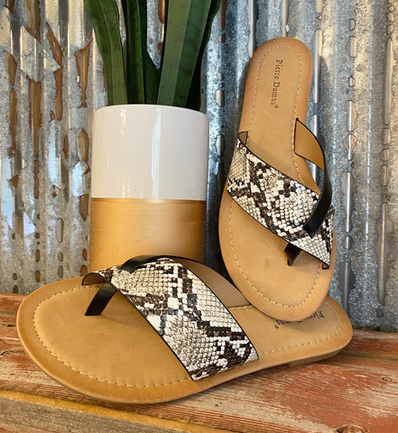 Wild 'Bout You Sandal