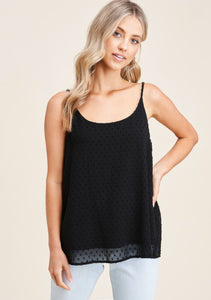 Dotty Tank Top