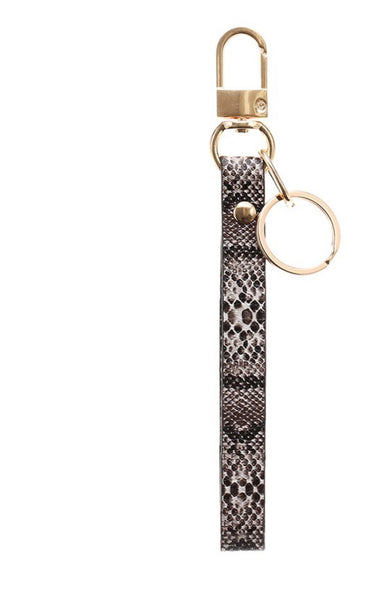 Wristlet Lanyard Key Ring