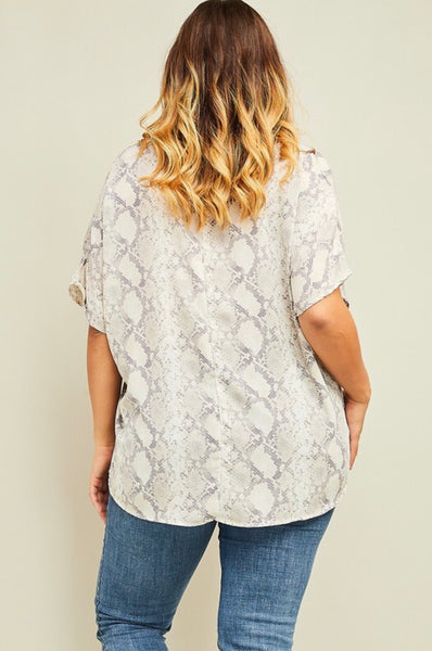Plus Reptile Top