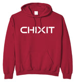 Chixit Hooded Sweatshirt with Sport Logo