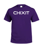 Chixit Tshirt in Sport Logo Adult Sizing