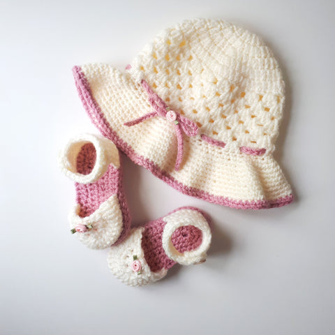 Summer Breeze New Baby Gift Set