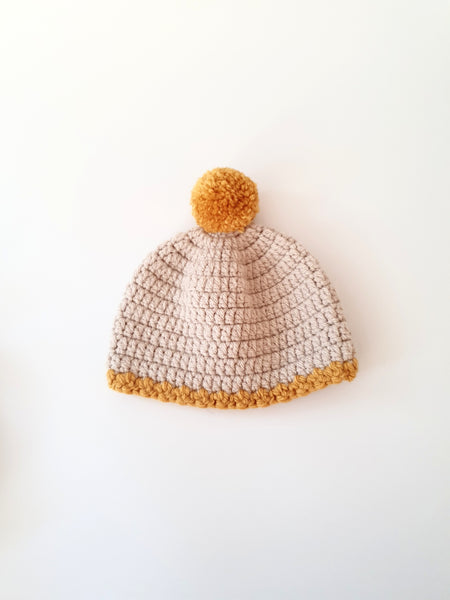Knitted Baby Hat