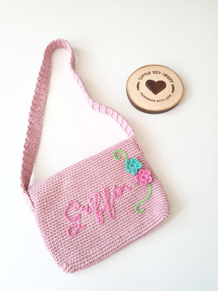 Personalised Handmade Bag