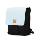 My Bag's Ghiozdan cu clapeta Eco Recycled - Blue