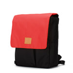 My Bag's Ghiozdan cu clapeta Eco Recycled - Red
