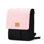 My Bag's Ghiozdan cu clapeta Eco Recycled - Pink