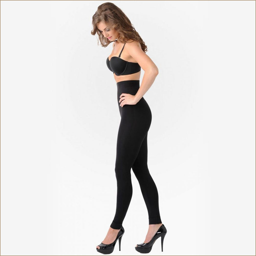 Colanti cu 3 zone de compresie Mother Tucker Leggings Belly Bandit® - Adinish.com
