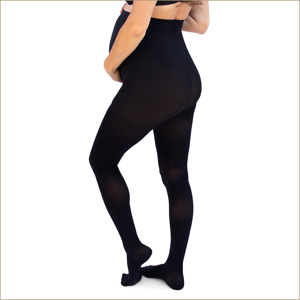 Dres compresiv pentru maternitate Maternity Compression Tights Belly Bandit® - Adinish.com