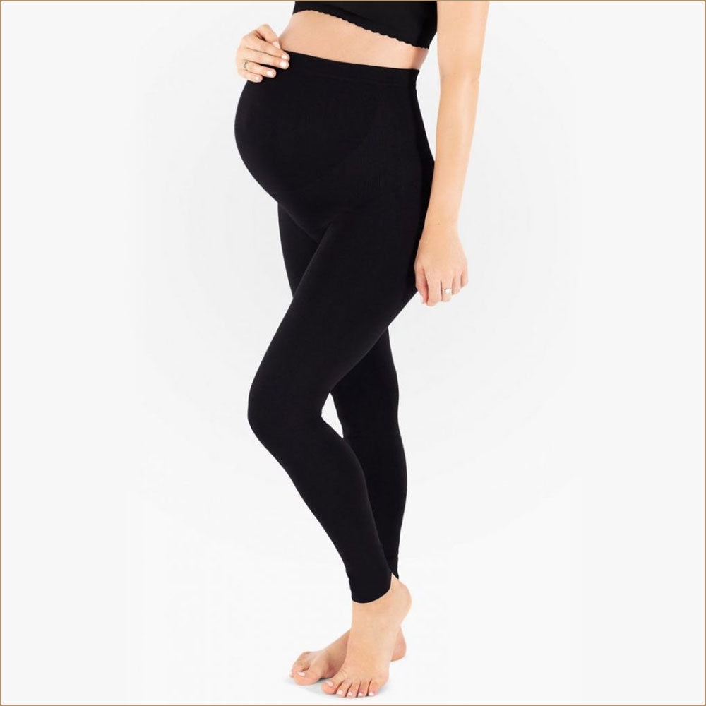 Colanti pentru gravide Bump Support™ Leggings Belly Bandit® - Adinish.com
