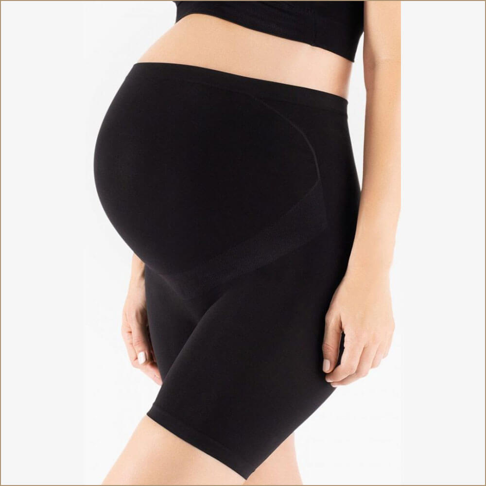 Colanti scurti pentru gravide Thighs Disguise Belly Bandit® - Adinish.com