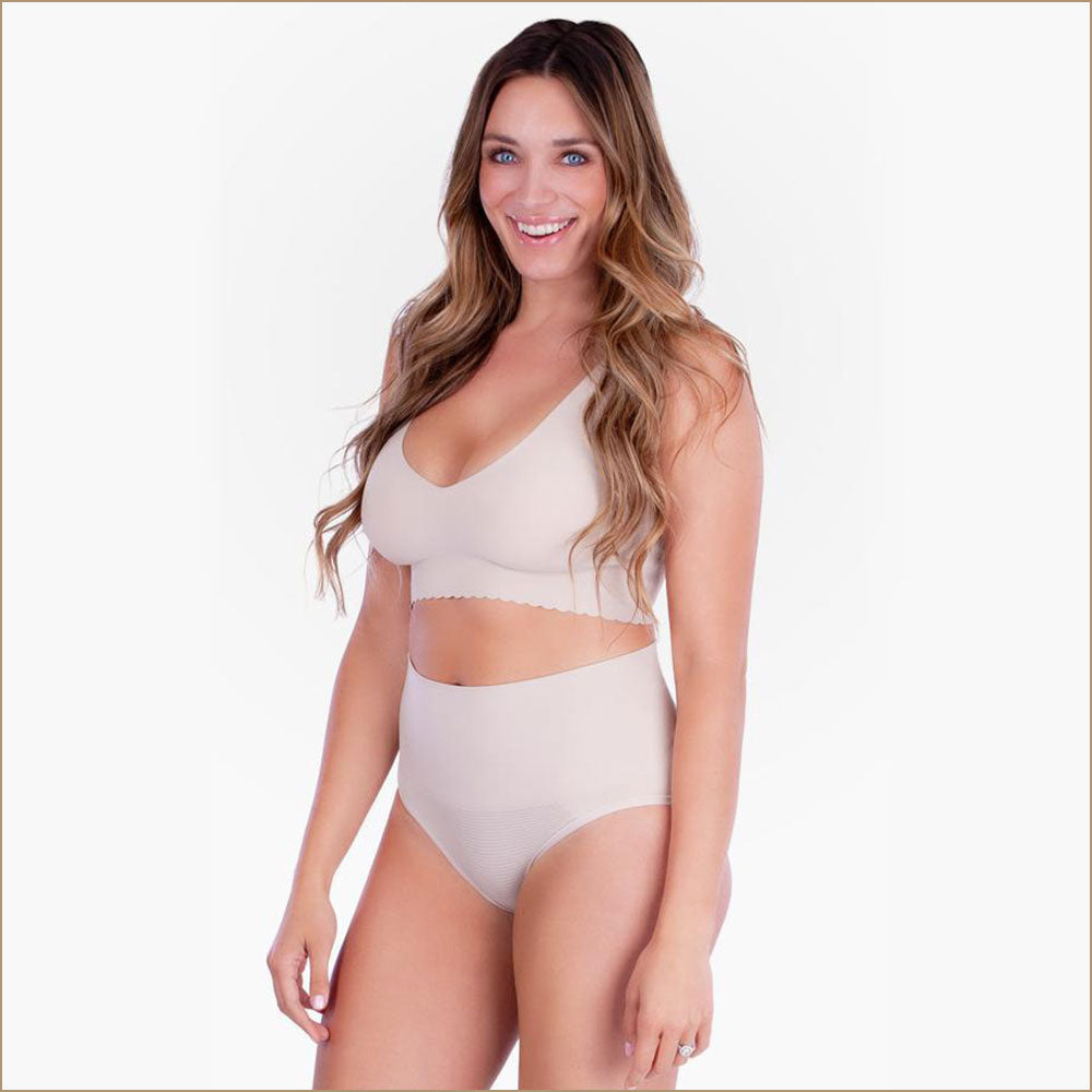 Lenjerie intima cezariana & recuperare Hipster Recovery Brief Belly Bandit® - Adinish.com