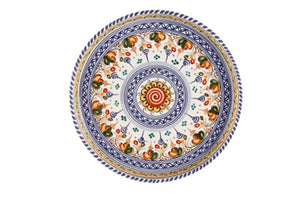 """High sided salad/pasta plate - 11"""" Diameter"""