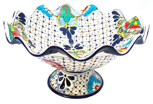 """Fruit bowl 13.5"""" dia X 7.5"""" high"""