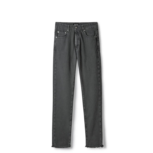 Relaxed Denim Smoke Grey
